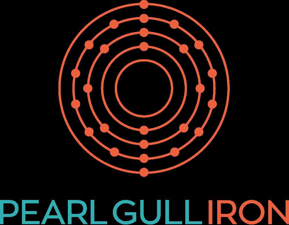 Pearl Gull Iron Logo