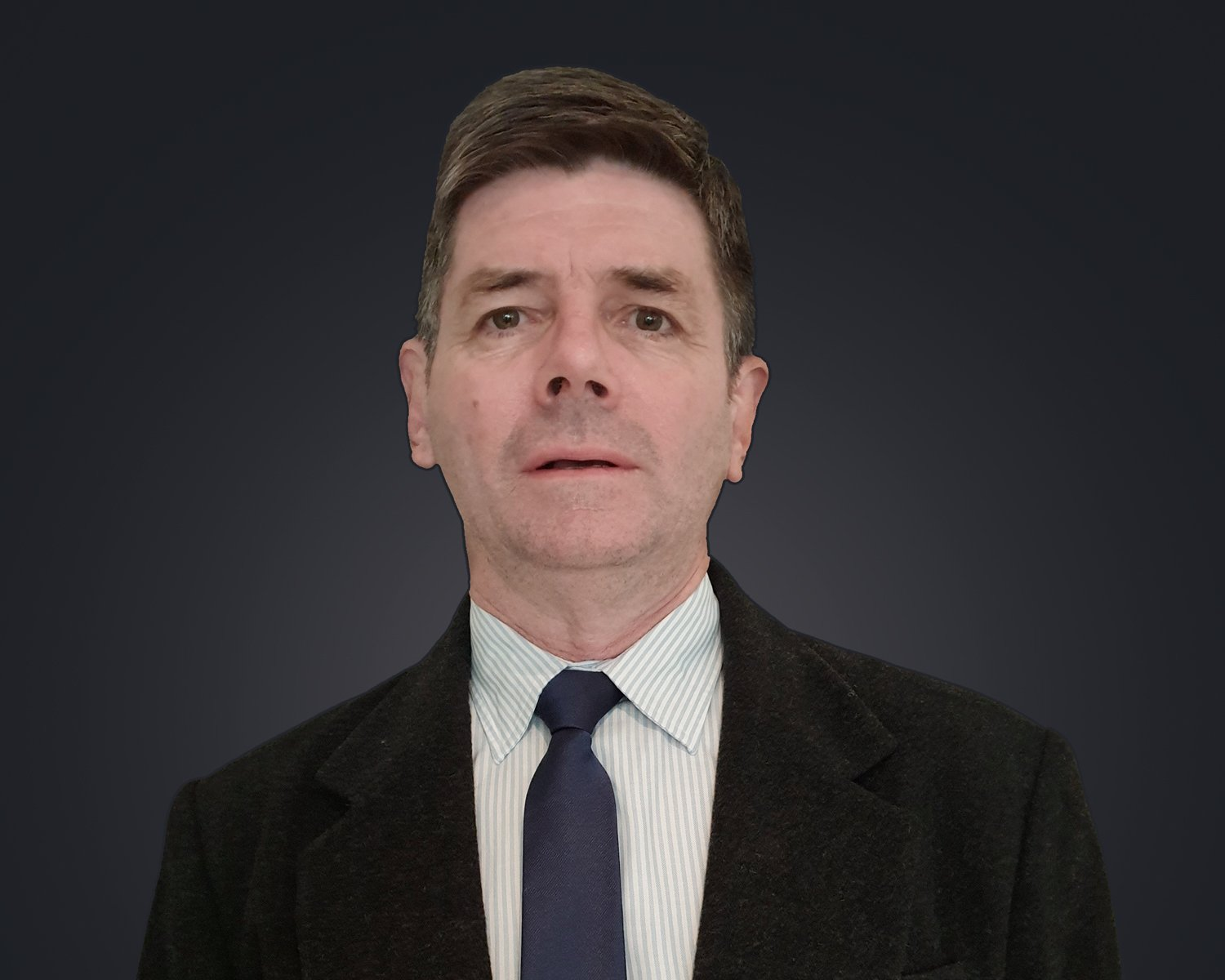 Iain Wearing, Consulting General Manager Operations