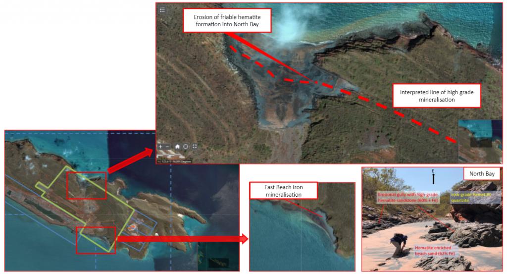 North Bay – High Grade Mineralisation